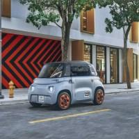 Citroën Ami: kicsi, olcsó, elektromos, pont ez kell a városba