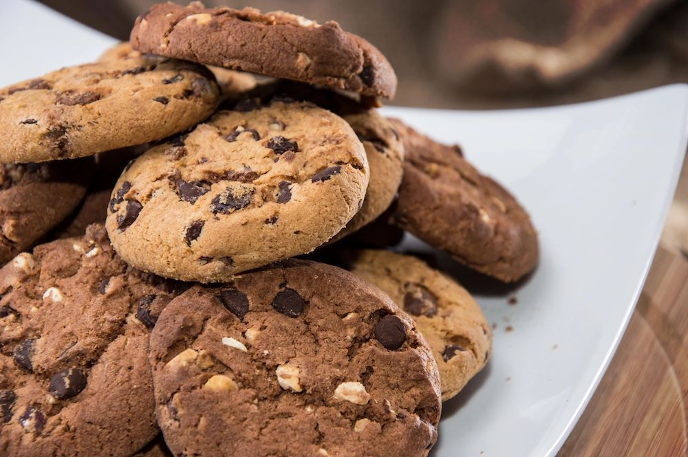 Chocolate Chip Cookies | Assorted Cookies | The Villa