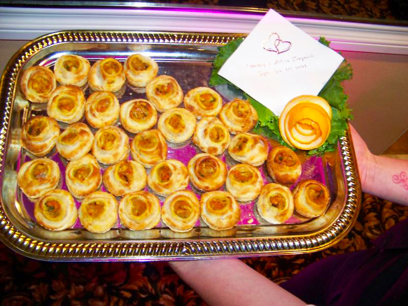 Mini Beef Wellingtons | Appetizers at The Villa