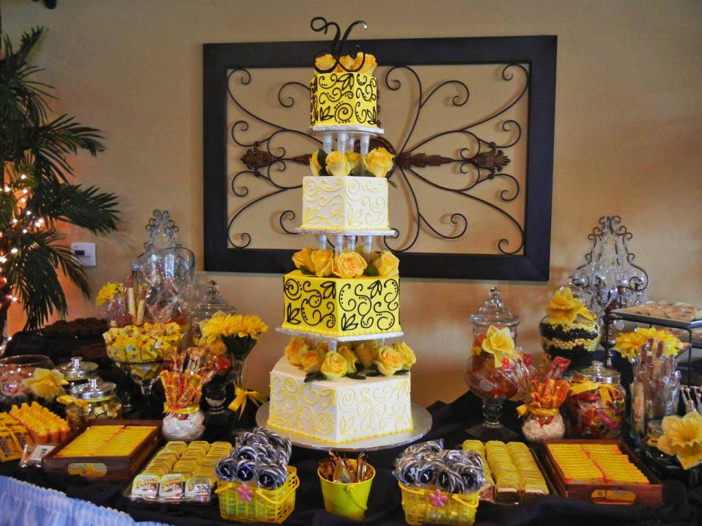 Specialty Cakes at The Villa