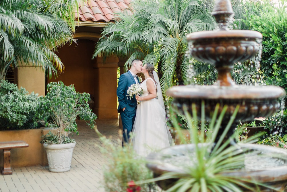 The Villa Weddings | Orange County