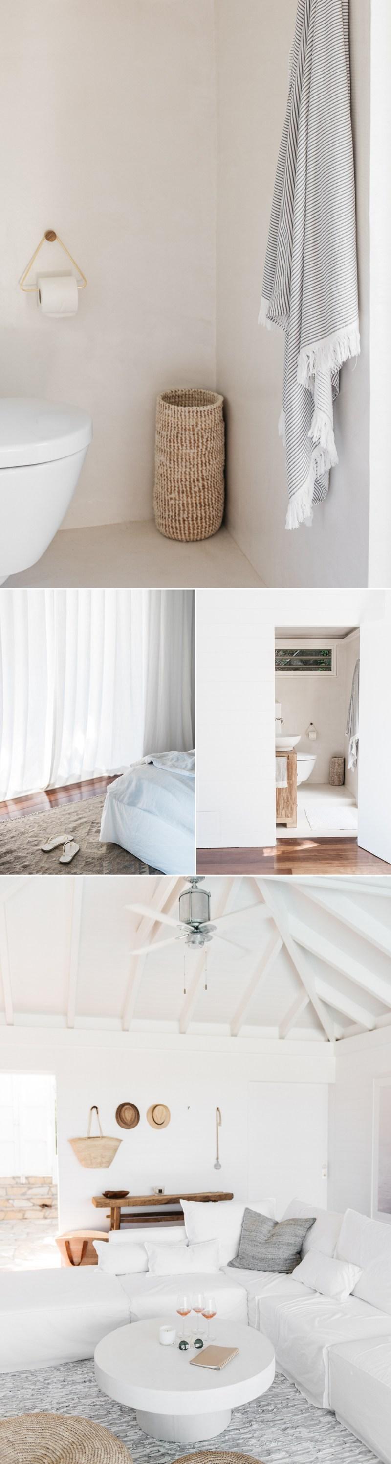 Binnenkijken | Zomers wit wonen op St. Barth - Woonblog StijlvolStyling.com