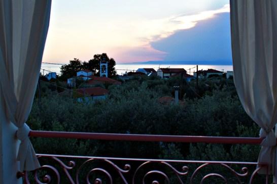 2nd floor balcony , Villa Relax