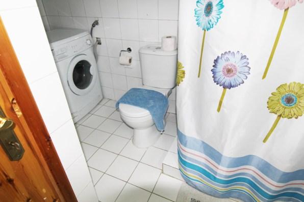 Ванная комната на 1м этаже, Вилла Релакс, о-в Тасос