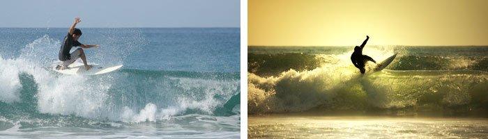 Puerto Vallarta Surfing