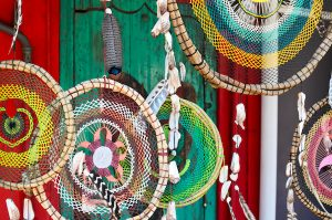SAYULITA, MEXICO craft market