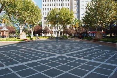 Plaza de España, Badajoz3.JPG