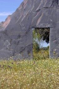 Slate door