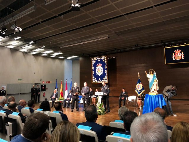 DIA DE LA POLICIA 2019