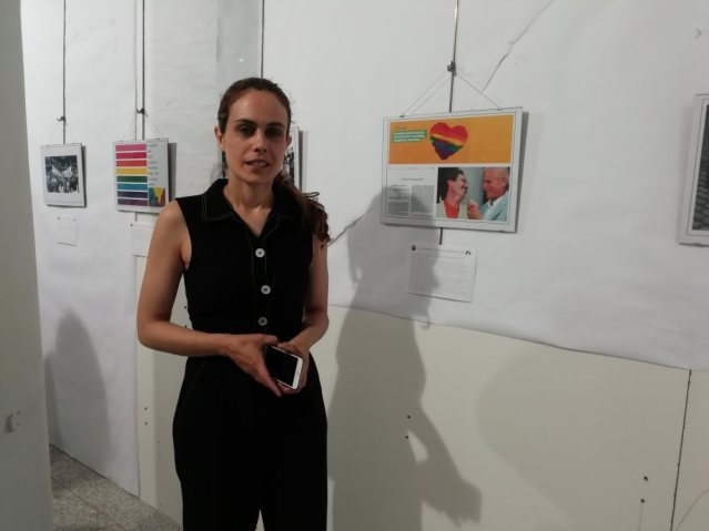 Ana Hernán exposición Quijotas