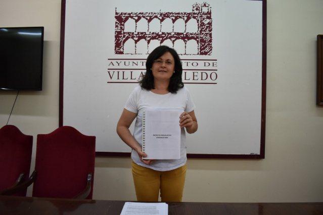 Amalia Gutiérrez, concejal de Economía