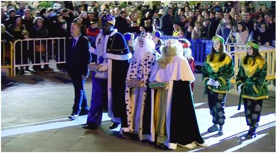Cabalgata de Reyes 1