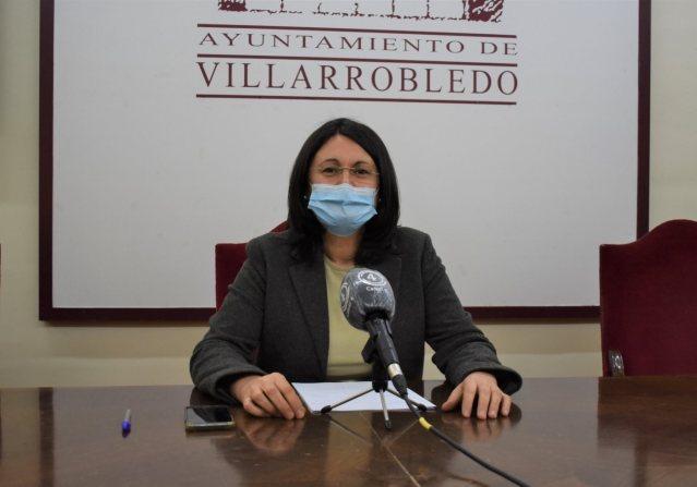 Amalia Gutiérrez, concejal de economía y hacienda