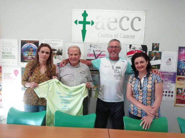 Juan Manuel Darijo, gobierno y AECC