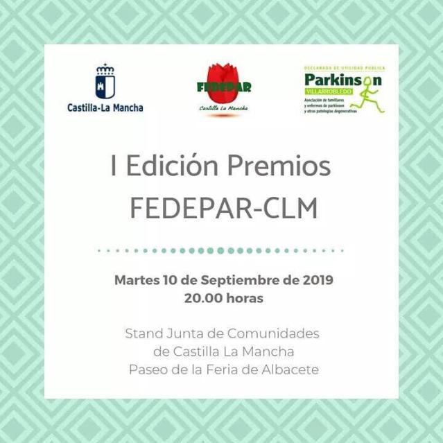 Premios FADEPAR 1