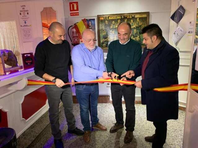 Inauguración Peña Azulgrana