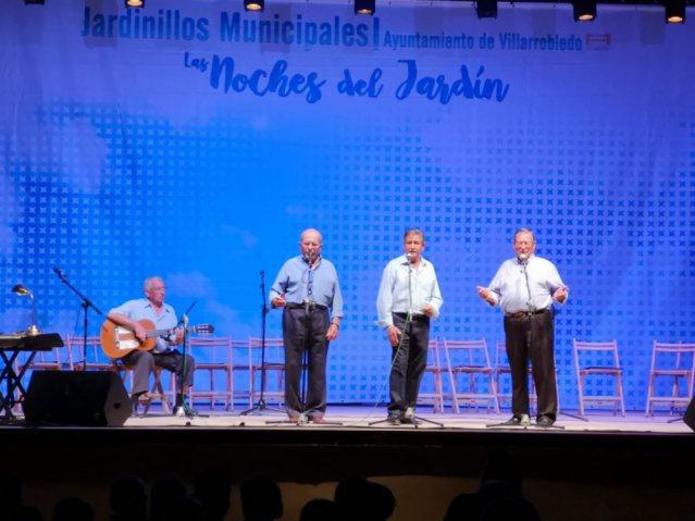 Los mayores también cantan