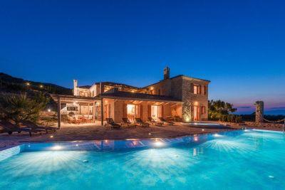 Palace, Villa Agios Nikolaos, Zakynthos Ionian Islands, private pool