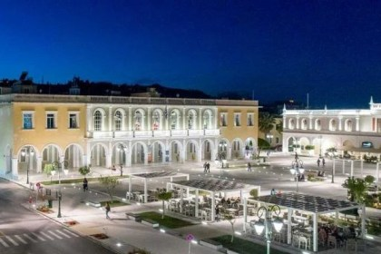 Museum, Solomos, Zakynthos, Greece