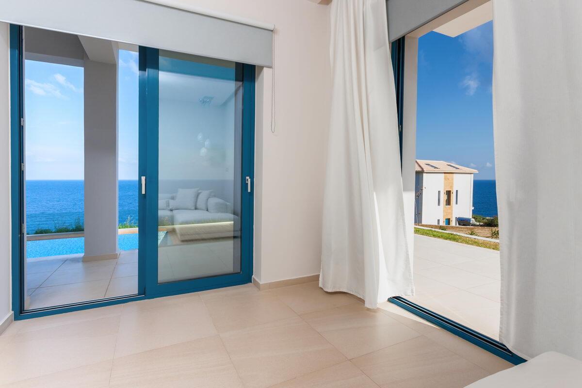 Villa Deja vu Symeon view