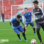 "La ""villa"" cayó ante Independiente"