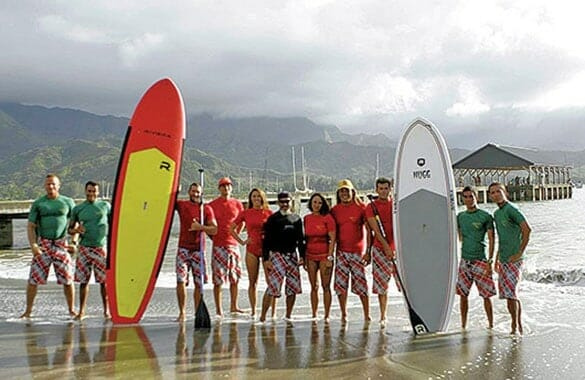 Hawaiian Surfing Adventures Activity Review