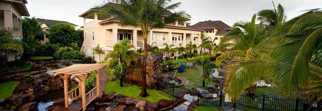 best villas in kauai