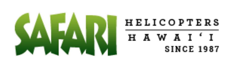 safari helicopter tours kauai hawaii