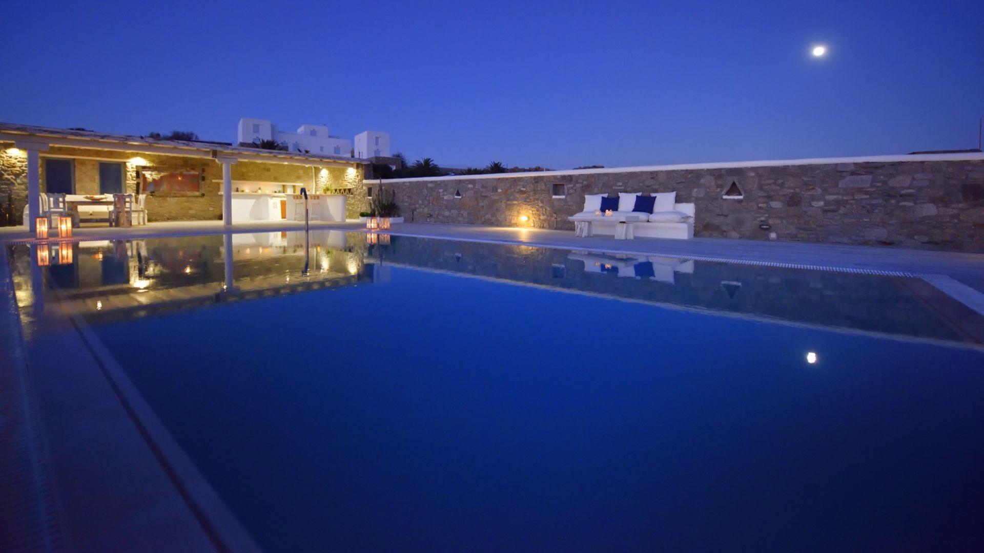 top villas mykonos