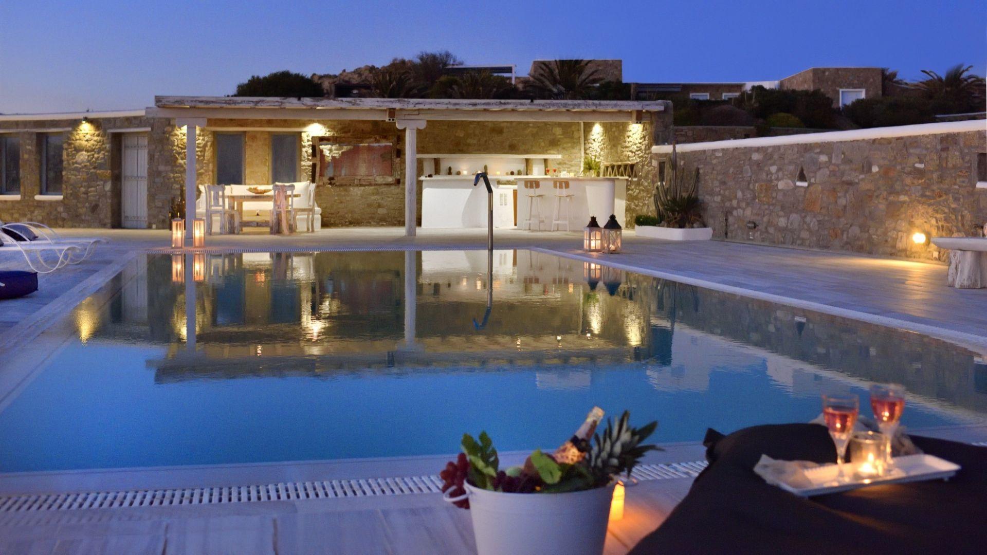 top villa mykonos - cyan - villas mykonos rent 6