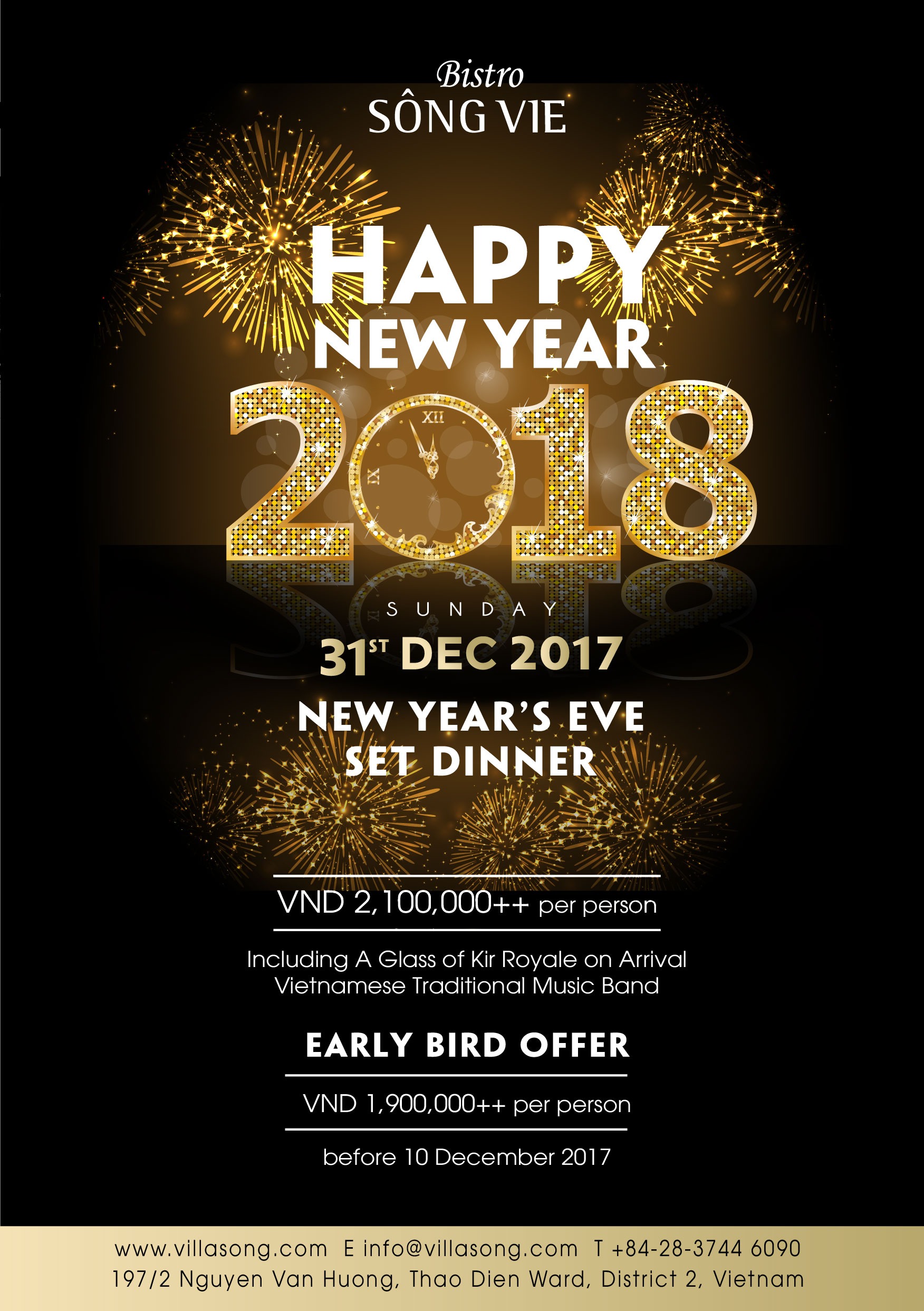 New Year S Eve Party
