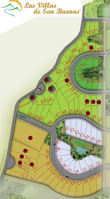 Masterplan villas san buenas
