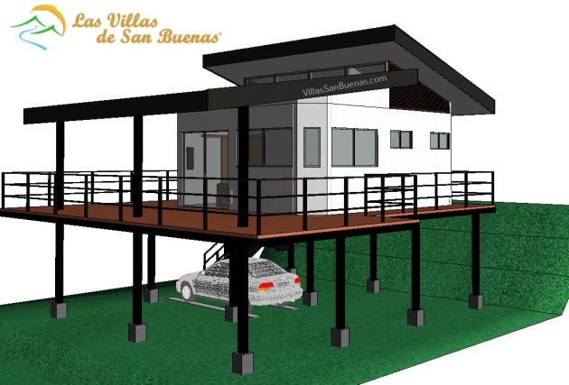 Costa Rica home building