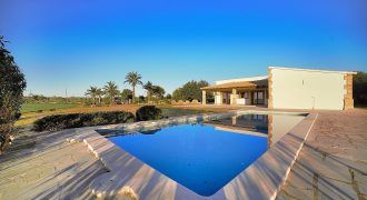 Country house to rent with swimming pool in Ses Salines