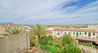 Piso amueblado con terraza en alquiler en Montuïri