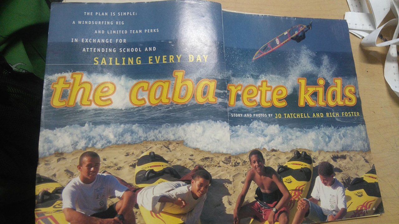 The Cabarete Kids Magazine Article