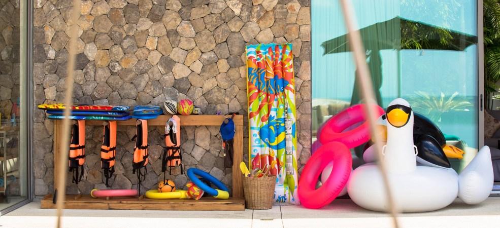 Pool Toys