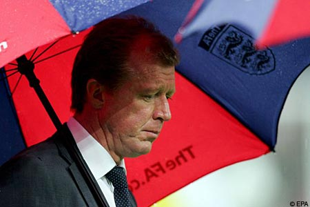 McLaren: U-Turn on Ex-England boss?
