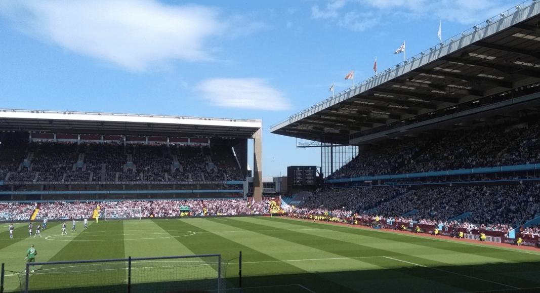 Aston Villa Brighton Holte End 2017