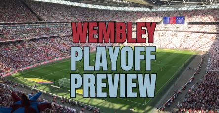 Aston Villa Derby County Championship Playoff Final Wembley