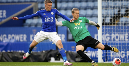 Aston Villa Leicester City Friendly Project Restart