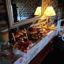 Den frukosten........