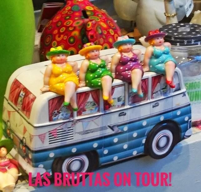 On tour!