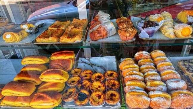 Bakverk i Portugal