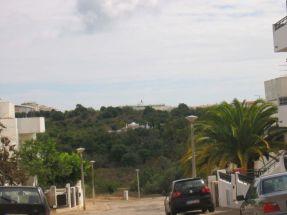 Villa Vale Ouro, met de witte koepel