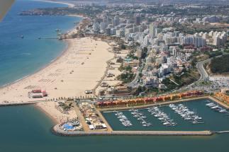 Praia da Rocha 10 minuutjes rijden