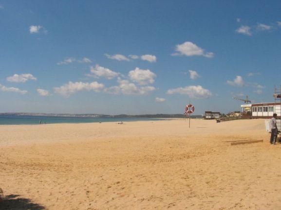 3 km fijn zand strand