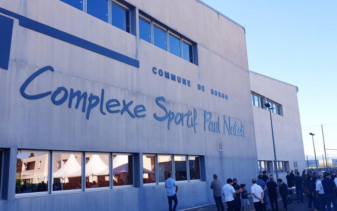 Le Complexe Sportif baptisé « Paul Natali »