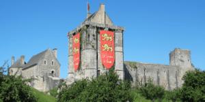 Le château médiéval