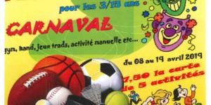 Tickets Sports Pâques